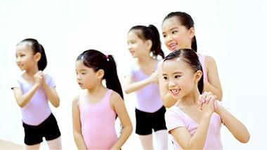 A Typical Ballet Class